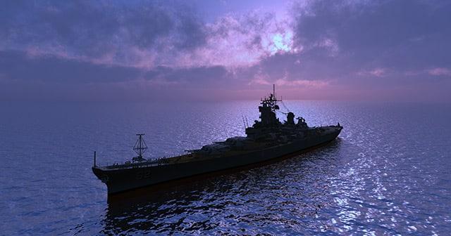 """US-Navy nimmt Tarnkappen-Zerstörer der """"Zumwalt""""-Klasse in Dienst"""