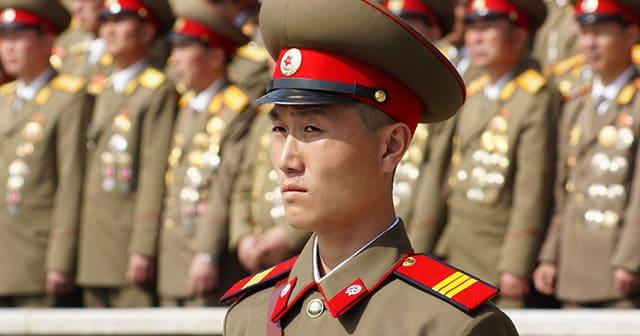 Nordkorea sprengt sein Atomtestgelände Punggye-ri vor der Weltpresse