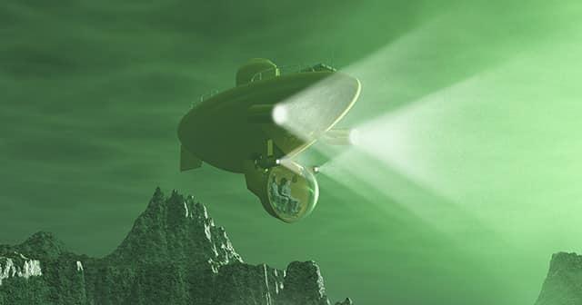 Russische atomare Unterwasser-Drohne Poseidon