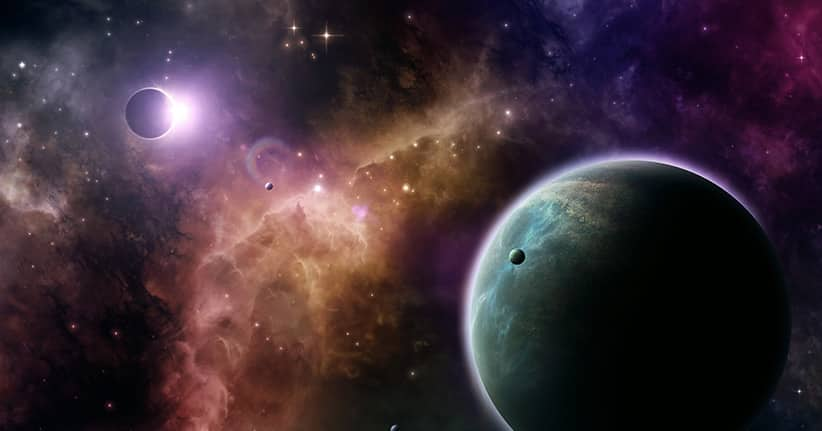 Wissenschaft entdeckt Planet X