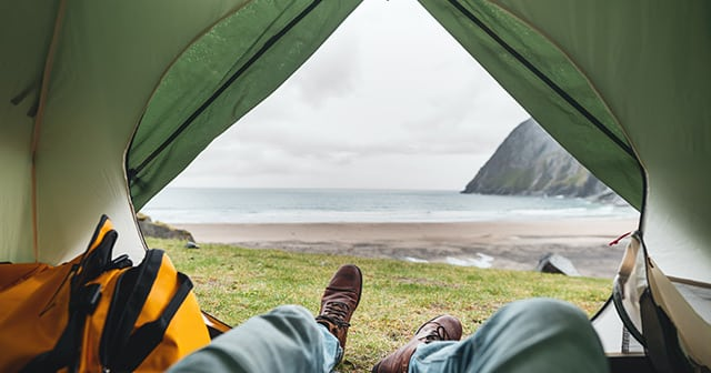 Welche Qualitäten sollte ein Outdoor Zelt haben?
