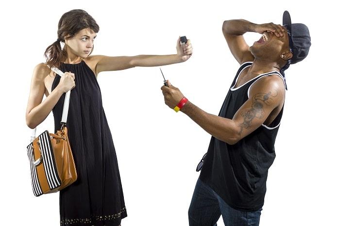 abwehrspray selbstverteidigung
