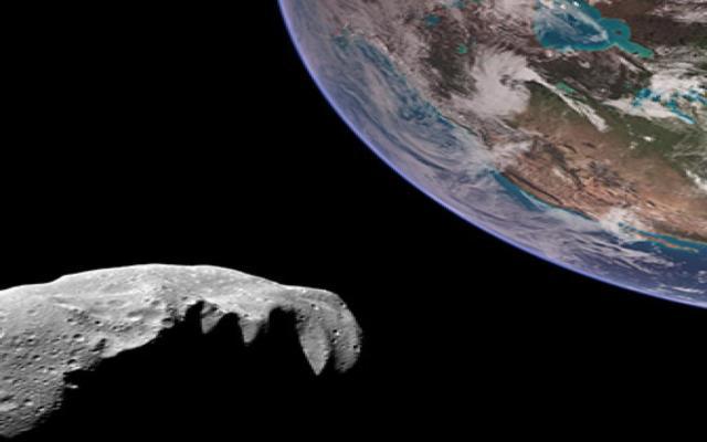 Zwei Asteroiden verfehlten Erde knapp – 2018 CB und 2018 CC
