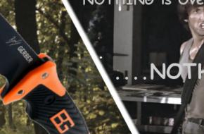 Review: Bear Grylls Messer Test